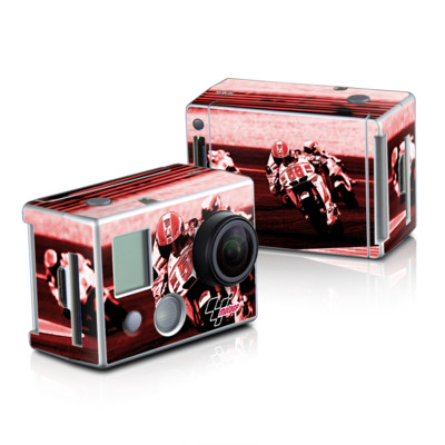 GoPro HD Hero2 Skin - Throttle