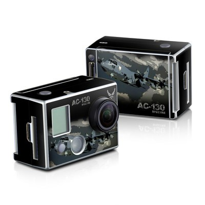 GoPro HD Hero2 Skin - AC-130