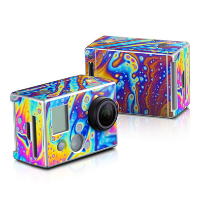 GoPro HD Hero2 Skin - World of Soap