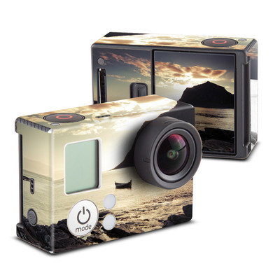 GoPro Hero3 Skin - Anchored