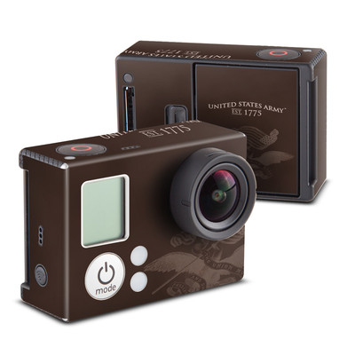 GoPro Hero3 Skin - Army Preserved