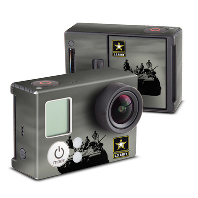 GoPro Hero3 Skin - Army Troop