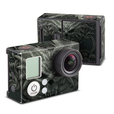 GoPro Hero3 Skin - Black Book