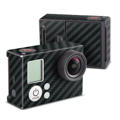 GoPro Hero3 Skin - Carbon