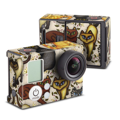 GoPro Hero3 Skin - Cats