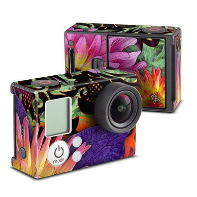 GoPro Hero3 Skin - Cosmic Damask