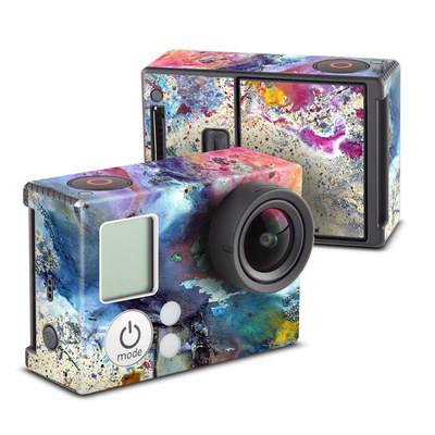 GoPro Hero3 Skin - Cosmic Flower
