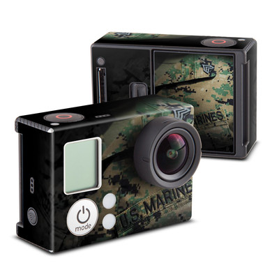 GoPro Hero3 Skin - Courage