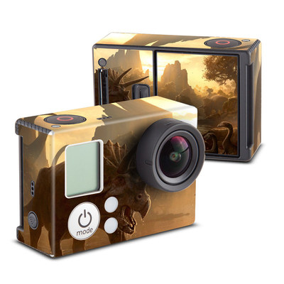 GoPro Hero3 Skin - Cretaceous Sunset