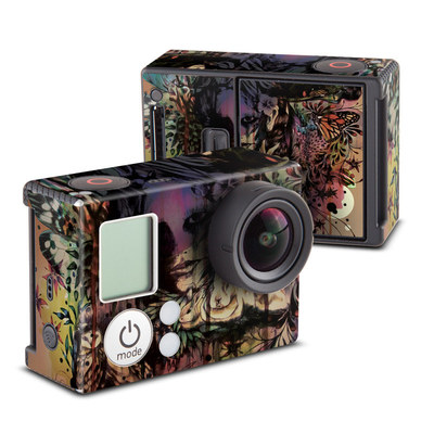 GoPro Hero3 Skin - Doom and Bloom