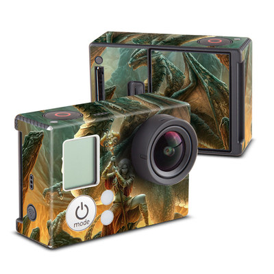 GoPro Hero3 Skin - Dragon Mage