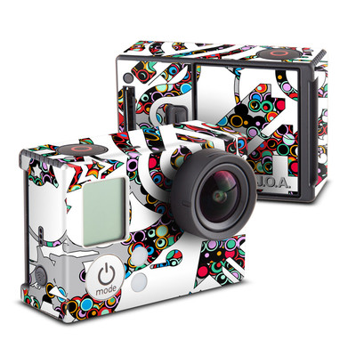 GoPro Hero3 Skin - Dots