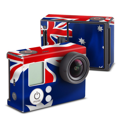 GoPro Hero3 Skin - Down Under