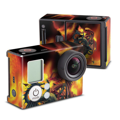 GoPro Hero3 Skin - Dragon Wars