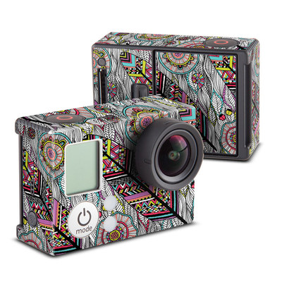 GoPro Hero3 Skin - Dream Feather