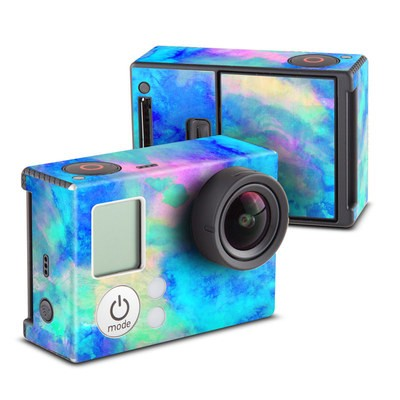 GoPro Hero3 Skin - Electrify Ice Blue