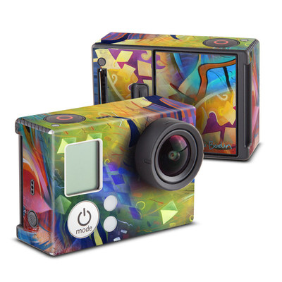 GoPro Hero3 Skin - Fascination