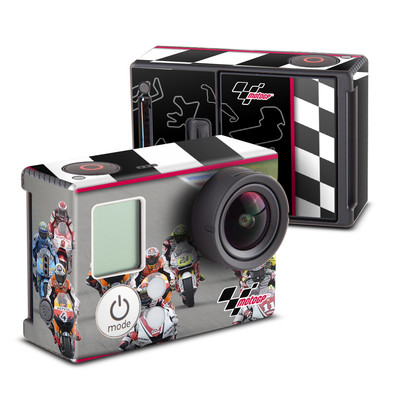 GoPro Hero3 Skin - Finish Line Group