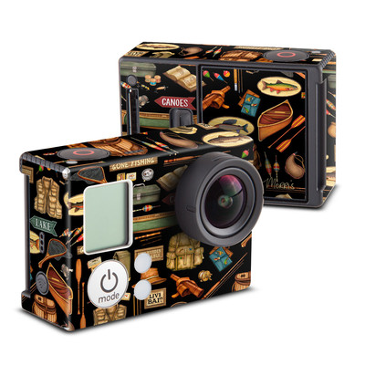 GoPro Hero3 Skin - Gone Fishing