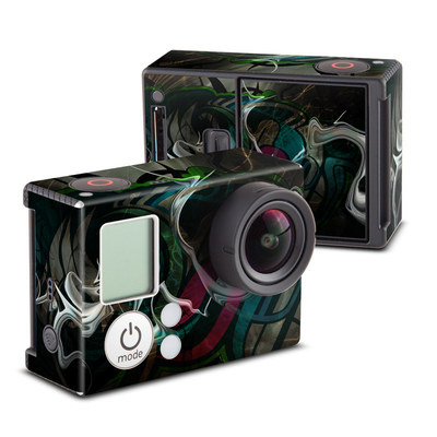 GoPro Hero3 Skin - Graffstract