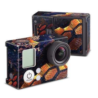 GoPro Hero3 Skin - Hivemind