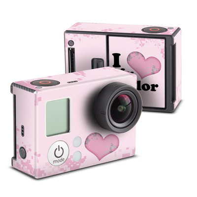 GoPro Hero3 Skin - I Love My Sailor