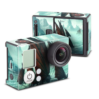 GoPro Hero3 Skin - Into the Unknown