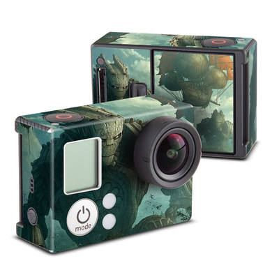GoPro Hero3 Skin - Invasion