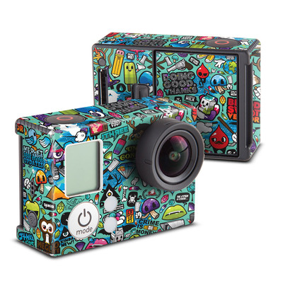 GoPro Hero3 Skin - Jewel Thief