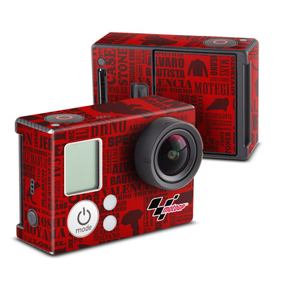 GoPro Hero3 Skin - Life of MotoGP