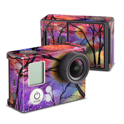 GoPro Hero3 Skin - Moon Meadow