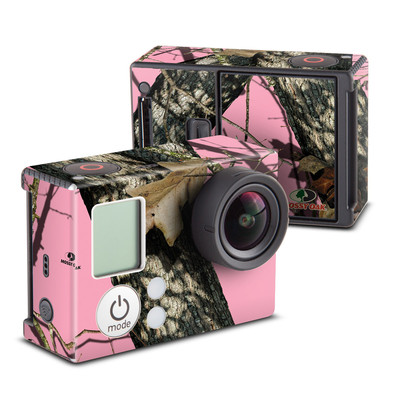 GoPro Hero3 Skin - Break-Up Pink