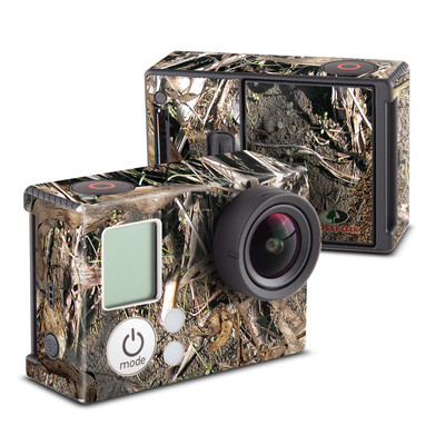 GoPro Hero3 Skin - Duck Blind