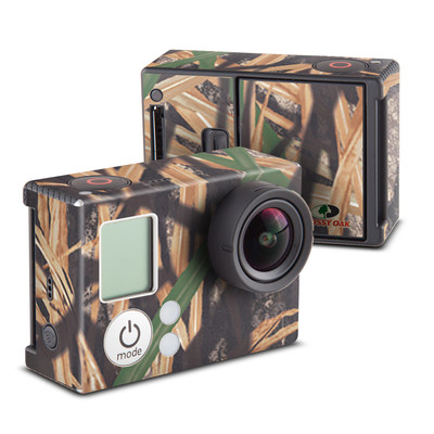 GoPro Hero3 Skin - New Shadow Grass
