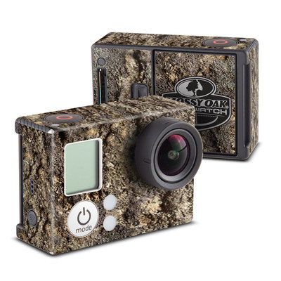 GoPro Hero3 Skin - Mossy Oak Overwatch