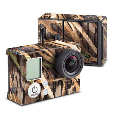 GoPro Hero3 Skin - Shadow Grass