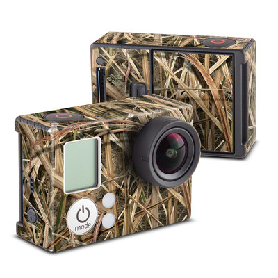 GoPro Hero3 Skin - Shadow Grass Blades