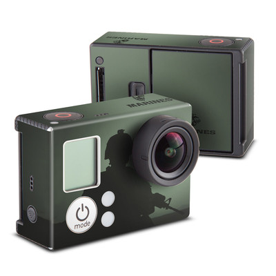 GoPro Hero3 Skin - Night Vision