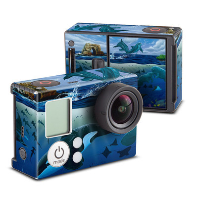 GoPro Hero3 Skin - Oceans For Youth