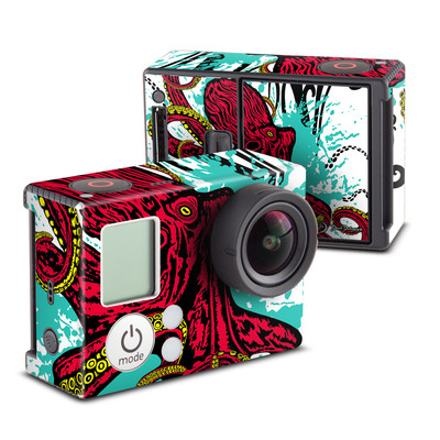GoPro Hero3 Skin - Octopus