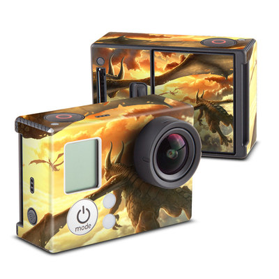 GoPro Hero3 Skin - Over the Clouds
