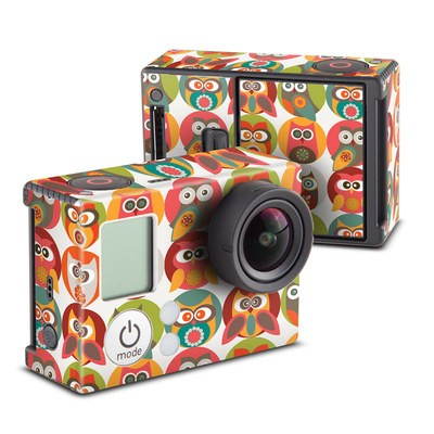 GoPro Hero3 Skin - Owls Family