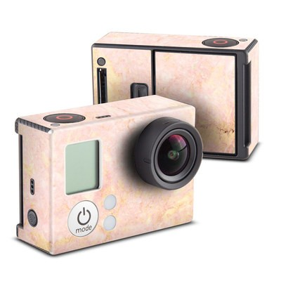 GoPro Hero3 Skin - Rose Gold Marble
