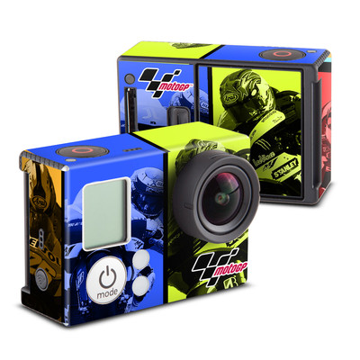 GoPro Hero3 Skin - Race Panels