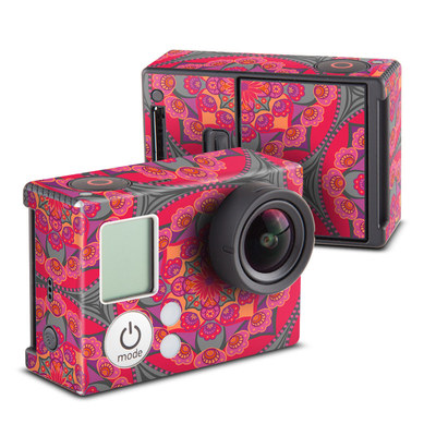 GoPro Hero3 Skin - Ruby Salon