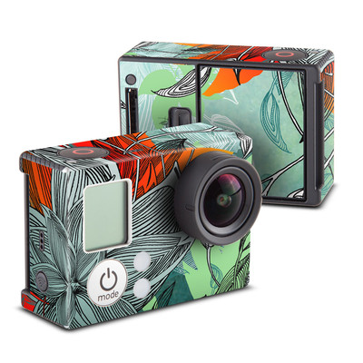 GoPro Hero3 Skin - Sea Flora