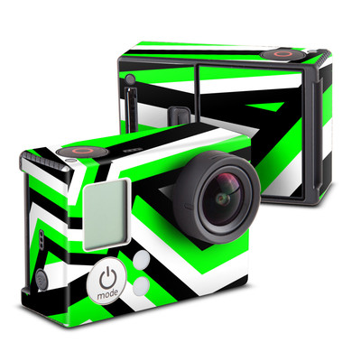 GoPro Hero3 Skin - Shocking