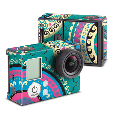 GoPro Hero3 Skin - Silk Road