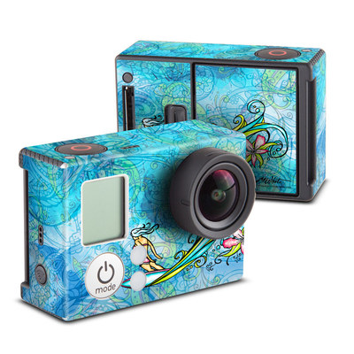 GoPro Hero3 Skin - Soul Flow