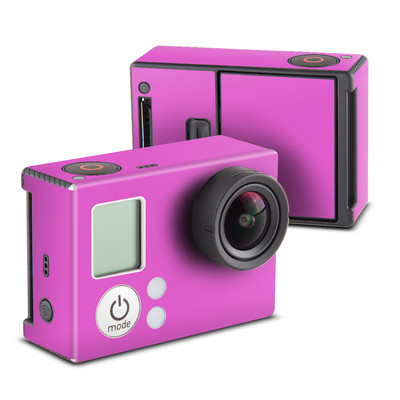GoPro Hero3 Skin - Solid State Vibrant Pink